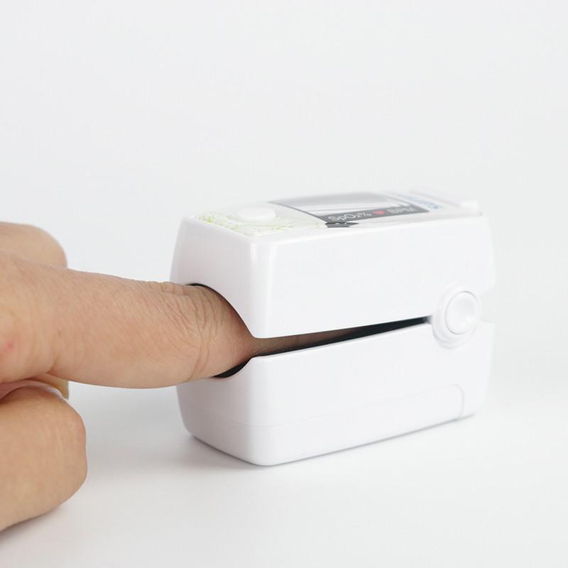飞利浦脉搏血氧仪指夹式医用血氧饱和度手指式心率检测仪大屏DB18