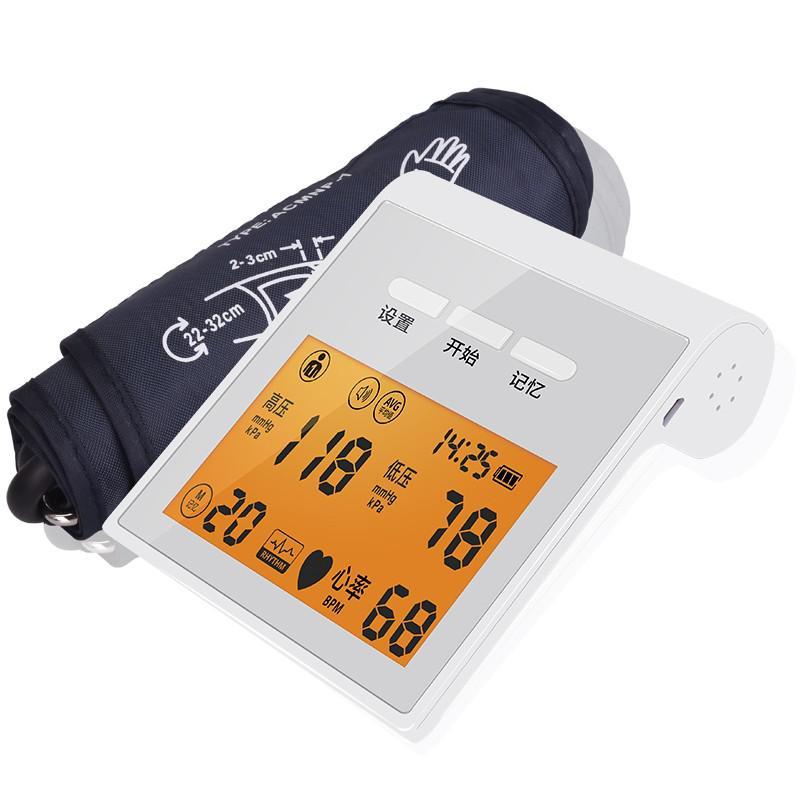 长坤臂式血压计 智慧型加压 CK-A168