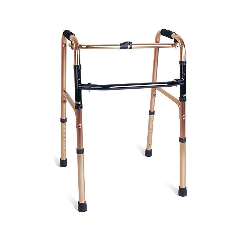 顺康泰舒适型协步椅移动固定二合一(古铜)SC4005