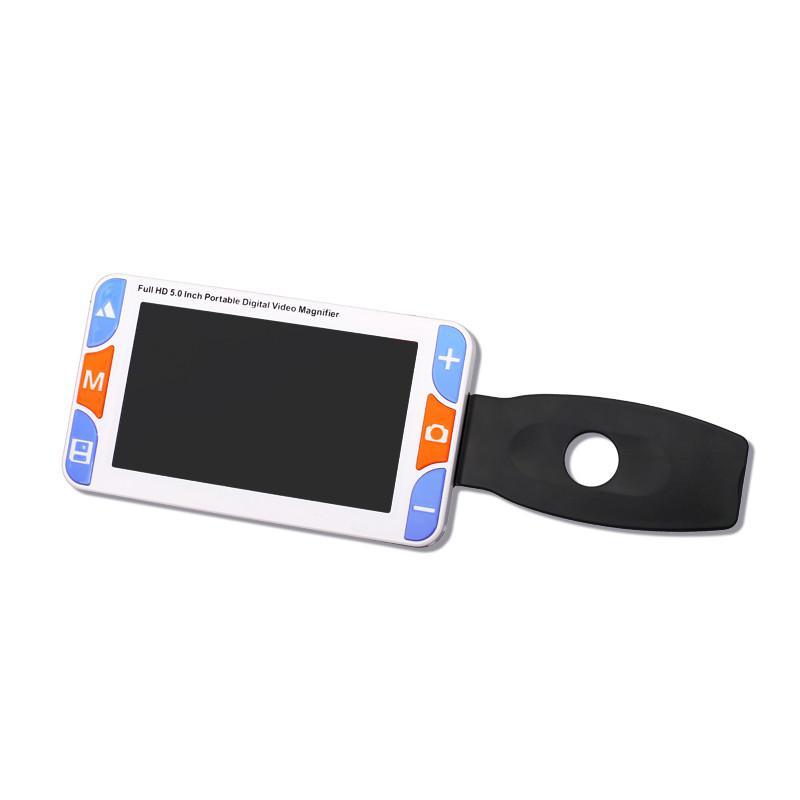 瑞德姆32倍双摄5寸便携式电子助视器老人学生弱视群体放大镜RS500S