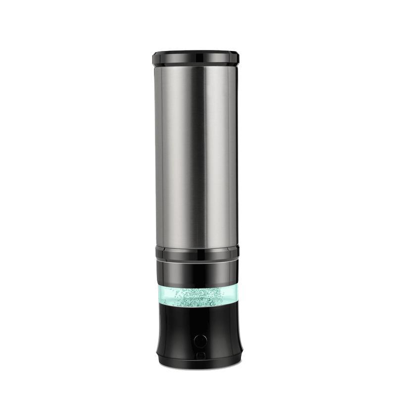 东莞友格富氢保温杯隔热不锈钢杯身USB便携充电双模式双档位